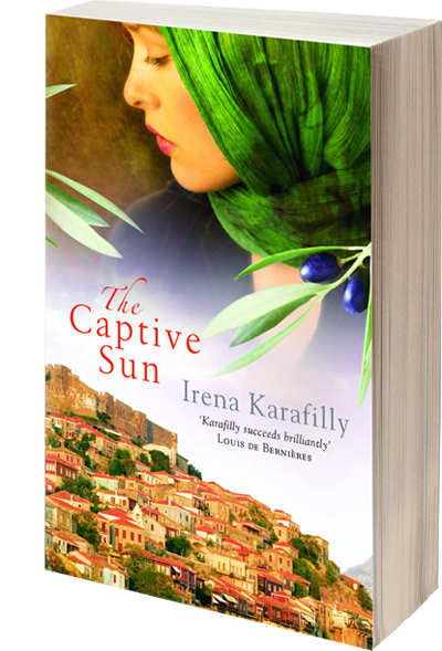 The Captive Sun Book Cover