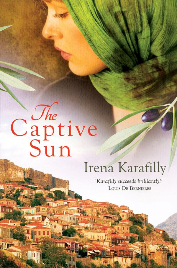 The Captive Sun Book Cover