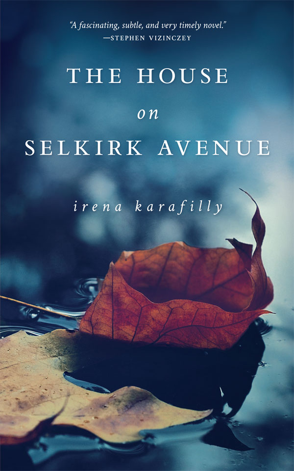 The House on Selkirk Avenue Book Cover